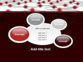 Nodes in the Network Community PowerPoint Template#16