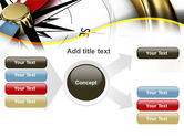 Compass in Business Consulting PowerPoint Template#14