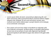 Compass in Business Consulting PowerPoint Template#2