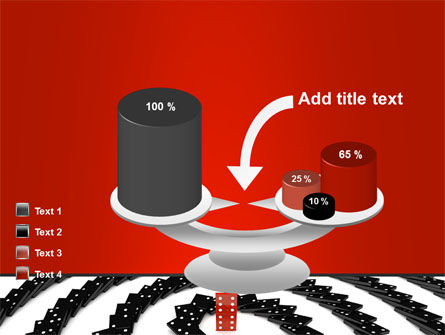 Principle Dominoes PowerPoint Template Slide 10