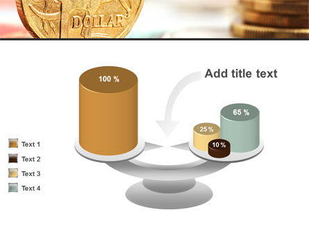 Australian Dollar PowerPoint Template Slide 10