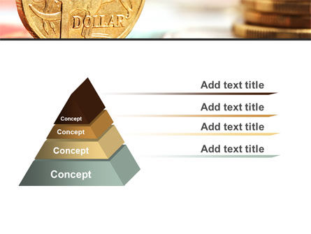 Australian Dollar PowerPoint Template Slide 12