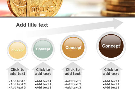 Australian Dollar PowerPoint Template Slide 13