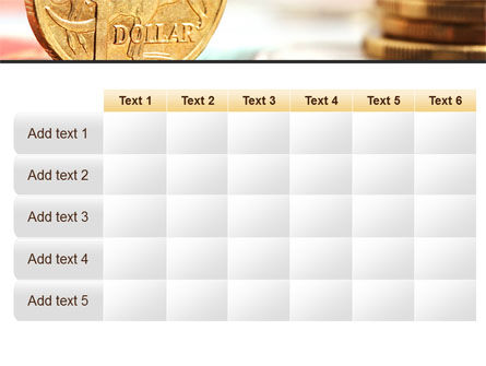 Australian Dollar PowerPoint Template Slide 15