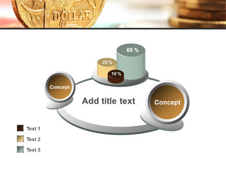 Australian Dollar PowerPoint Template Slide 16