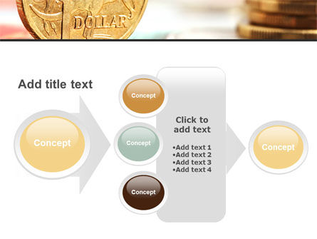 Australian Dollar PowerPoint Template Slide 17