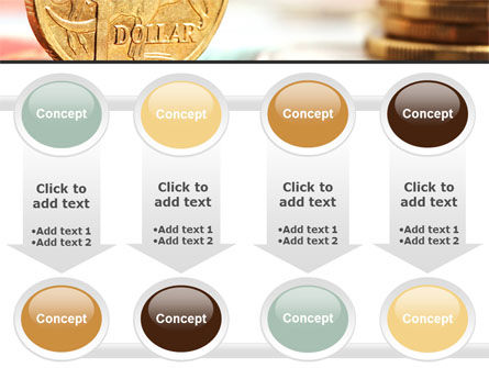 Australian Dollar PowerPoint Template Slide 18
