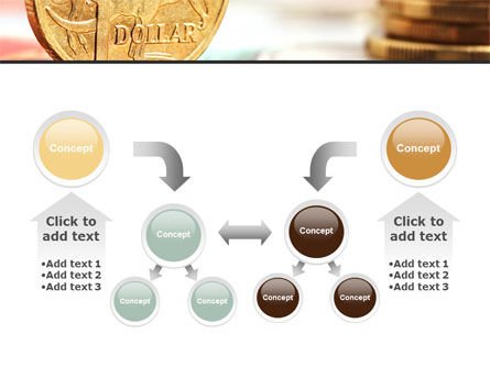 Australian Dollar PowerPoint Template Slide 19