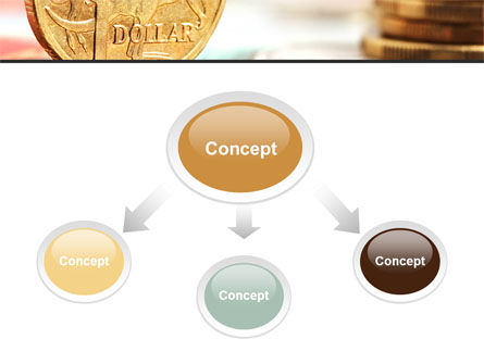 Australian Dollar PowerPoint Template Slide 4