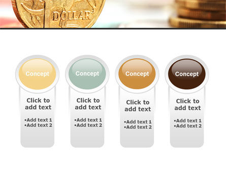Australian Dollar PowerPoint Template Slide 5