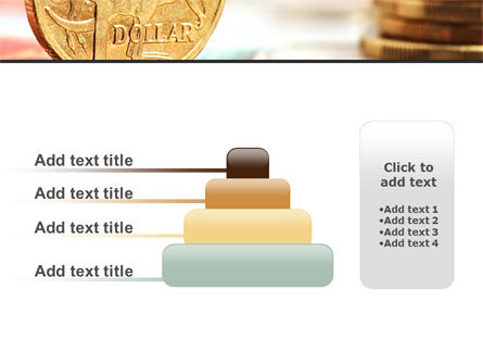 Australian Dollar PowerPoint Template Slide 8