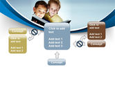 Reading Book in Early Childhood PowerPoint Template#13