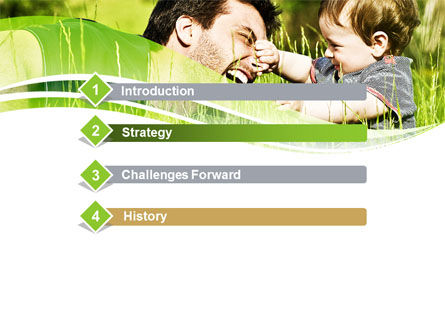 Parenthood PowerPoint Template, Slide 3, 09176, People — PoweredTemplate.com