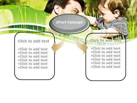 Parenthood PowerPoint Template, Slide 4, 09176, People — PoweredTemplate.com