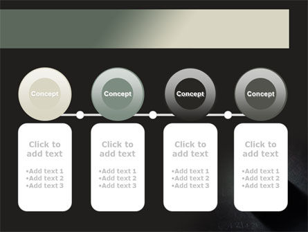 Blackboard and Chalk PowerPoint Template Slide 5
