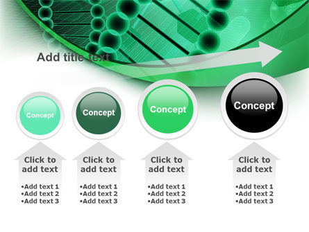 DNA Study PowerPoint Template Slide 13