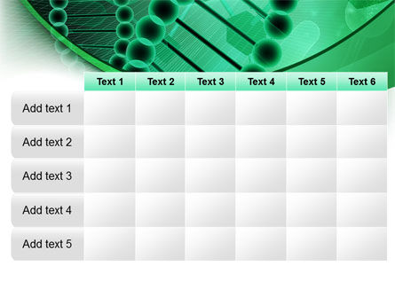 DNA Study PowerPoint Template Slide 15