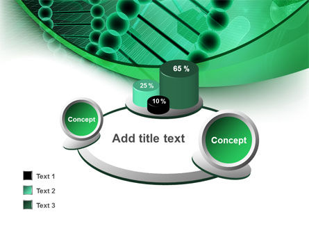 DNA Study PowerPoint Template Slide 16