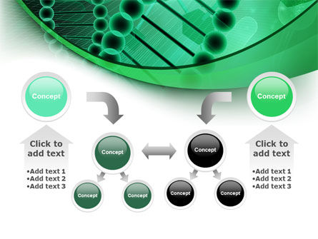 DNA Study PowerPoint Template Slide 19