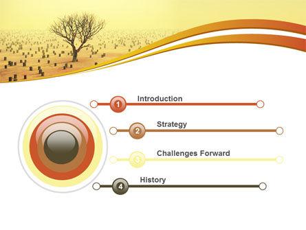 Appearance of Desert PowerPoint Template, Slide 3, 09184, Nature & Environment — PoweredTemplate.com