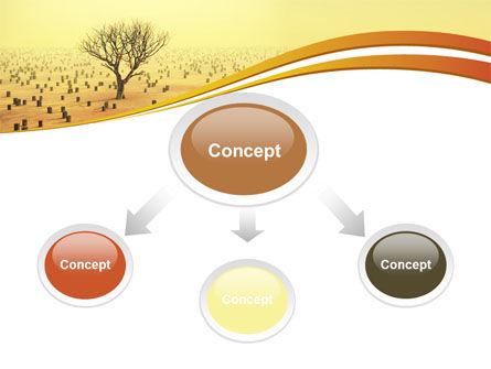Appearance of Desert PowerPoint Template, Slide 4, 09184, Nature & Environment — PoweredTemplate.com