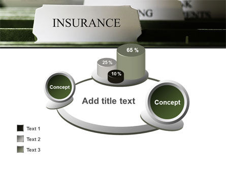 Insurance Tab PowerPoint Template Slide 16