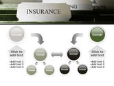 Insurance Tab PowerPoint Template#19