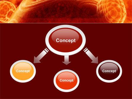 Red Sphere PowerPoint Template Slide 4