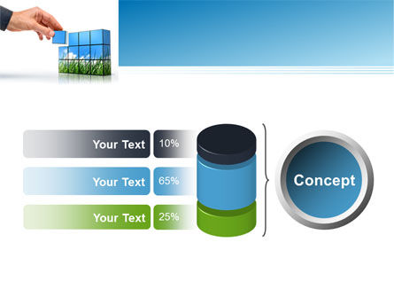 Consulting Efforts PowerPoint Template Slide 11