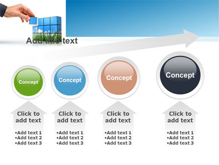 Consulting Efforts PowerPoint Template Slide 13