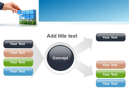 Consulting Efforts PowerPoint Template Slide 14