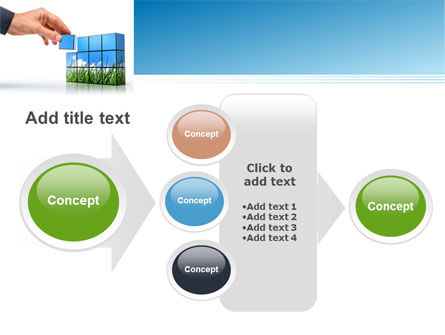 Consulting Efforts PowerPoint Template Slide 17