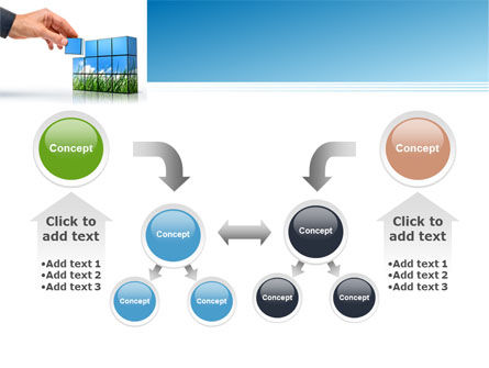 Consulting Efforts PowerPoint Template Slide 19