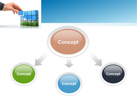 Consulting Efforts PowerPoint Template, Slide 4, 09187, Consulting — PoweredTemplate.com
