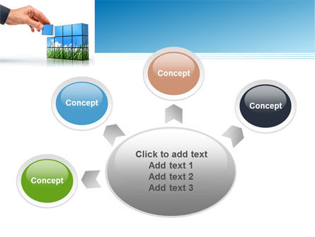 Consulting Efforts PowerPoint Template Slide 7