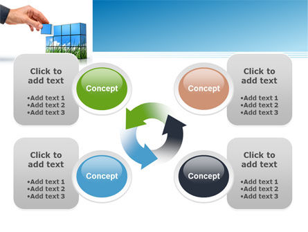 Consulting Efforts PowerPoint Template Slide 9