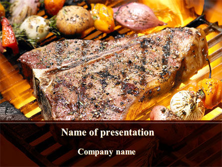 Stake PowerPoint Template