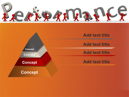 Performance PowerPoint Template Slide 12