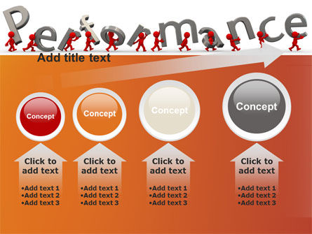 Performance PowerPoint Template Slide 13
