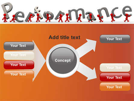 Performance PowerPoint Template Slide 14