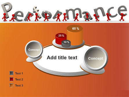 Performance PowerPoint Template Slide 16