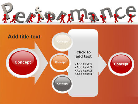 Performance PowerPoint Template Slide 17