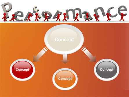 Performance PowerPoint Template, Slide 4, 09190, Consulting — PoweredTemplate.com