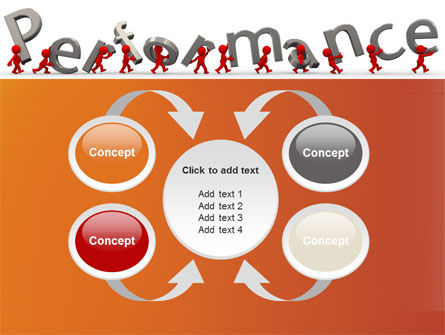 Performance PowerPoint Template Slide 6