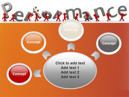 Performance PowerPoint Template Slide 7