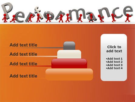 Performance PowerPoint Template Slide 8