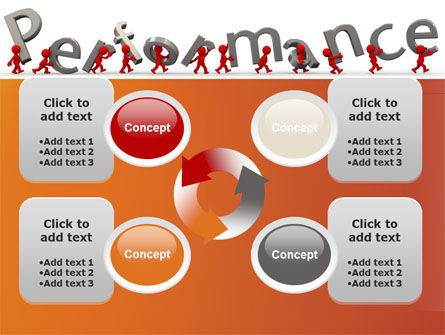 Performance PowerPoint Template Slide 9