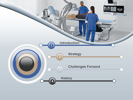 Tomography Equipment PowerPoint Template, Slide 3, 09191, Medical — PoweredTemplate.com