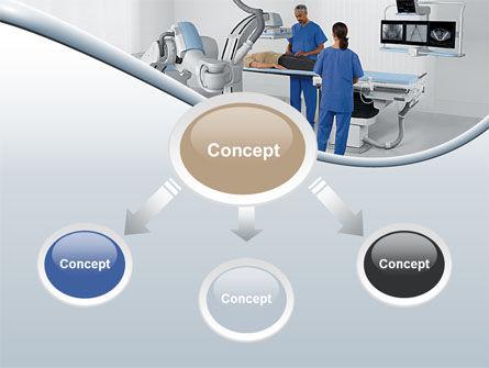 Tomography Equipment PowerPoint Template, Slide 4, 09191, Medical — PoweredTemplate.com