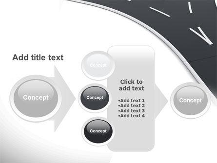 Roads Fork PowerPoint Template Slide 17